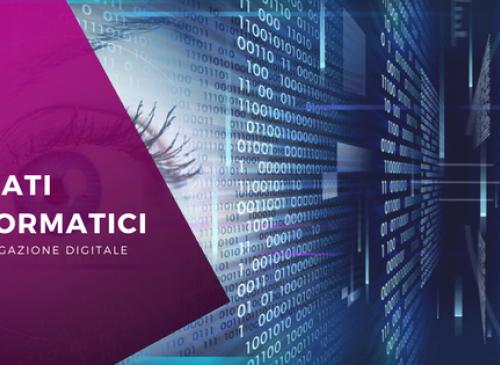 Lecce - 09/04/2018 - Corso di formazione - I reati informatici e il falso documentale