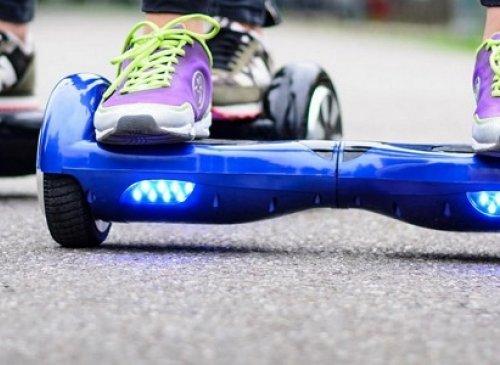 Sperimentazione nelle città di hoverboard, segway, monopattini e monowheel